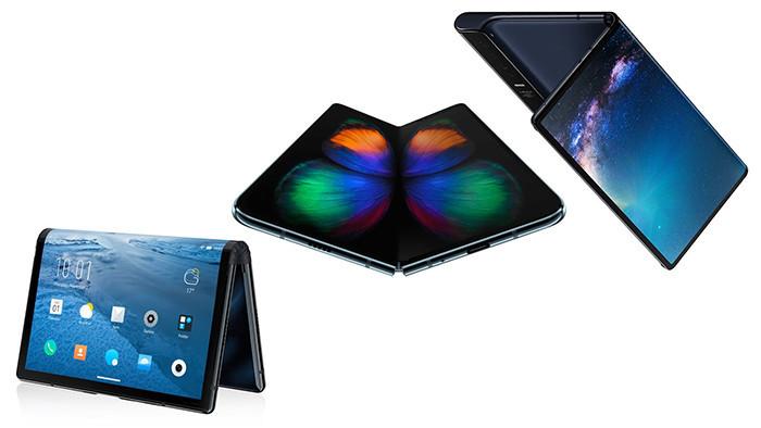 Глава BlackBerry назвал главные недостатки раскладных смартфонов с гибкими экранами