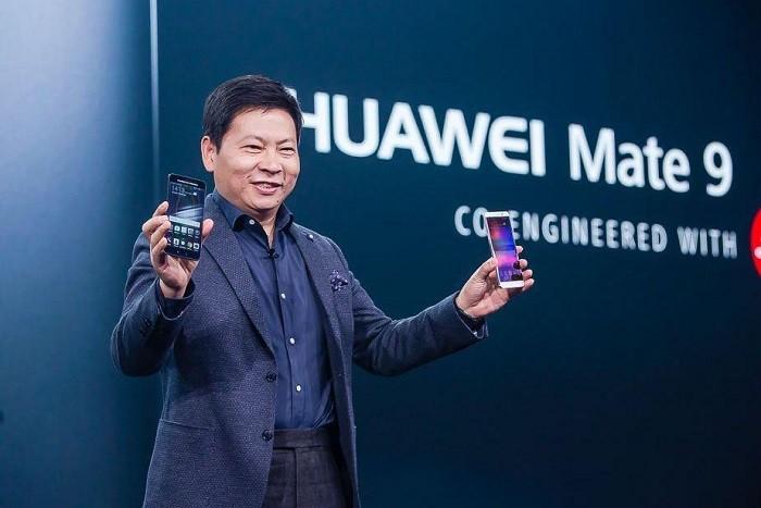 Глава Huawei рассказал о возможном отказе от Android и Windows