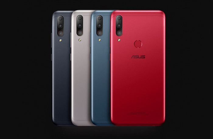 Смартфоны ASUS Zenfone Max Shot и Zenfone Max Plus M2 получили корпуса из металла и аккумуляторы на 4000 мАч