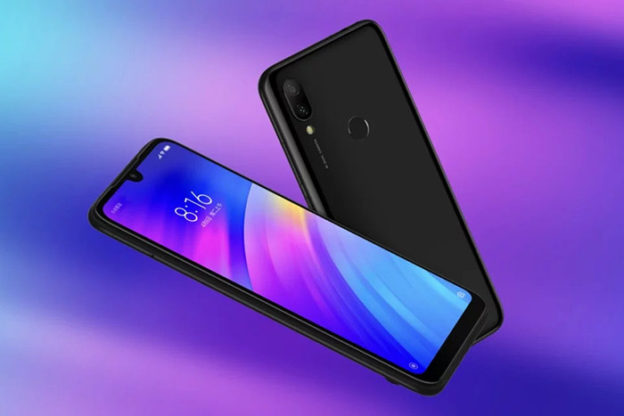 Недорогой смартфон Xiaomi Redmi 7 получил большой экран, чипсет Qualcomm и аккумулятор на 4000 мАч