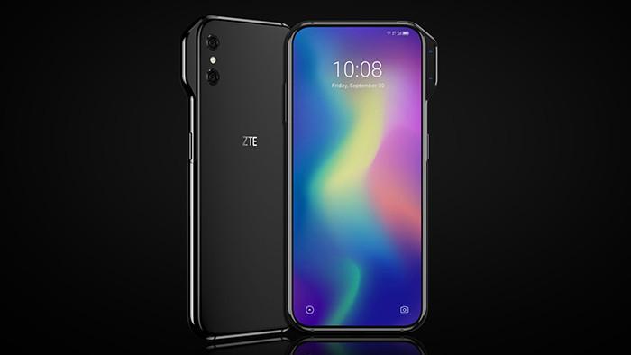 ZTE разработала два крайне необычных смартфона – с «внешней» монобровью и с раздвижным корпусом