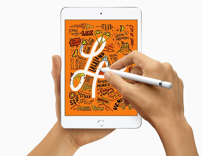 Apple неожиданно представила новые планшеты iPad Mini и iPad Air