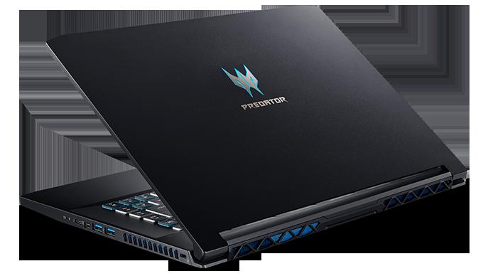 В Россию приехал тонкий игровой ноутбук Acer Predator Triton 500 с видеокартой GeForce RTX 2080