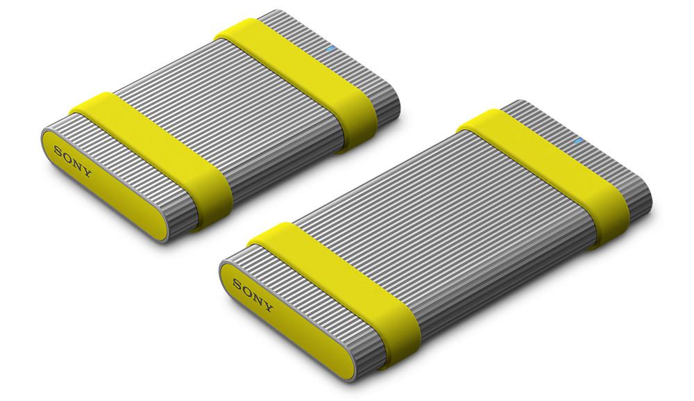 Новые SSD-накопители Sony не боятся воды и падений с высоты до трех метров