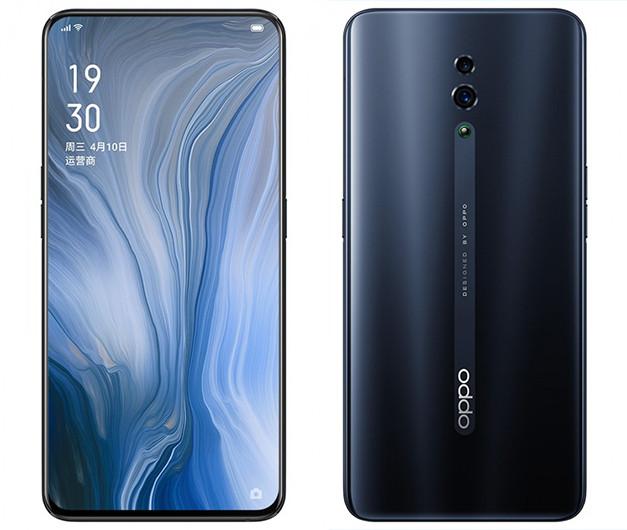Oppo анонсировала флагманский смартфон с NFC, необычной фронтальной камерой и 10-кратным зумом