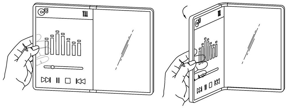 LG придумала раскладной смартфон с прозрачными экранами