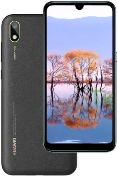 Один из самых дешевых смартфонов Huawei 2019 года получит заднюю панель из экокожи