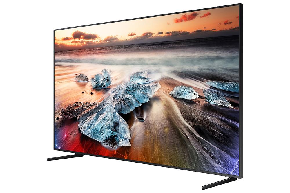 Samsung представила в России огромный 98-дюймовый телевизор за шесть миллионов рублей