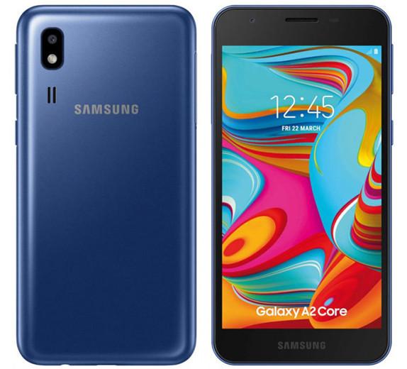 Начались продажи самого дешевого смартфона Samsung 2019 года