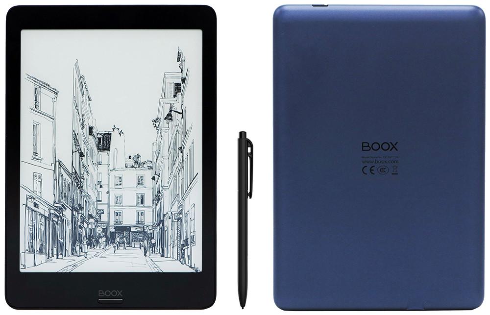 Ридер Onyx Boox Nova Pro получил 7,8-дюймовый экран с поддержкой пера Wacom и ОС Android