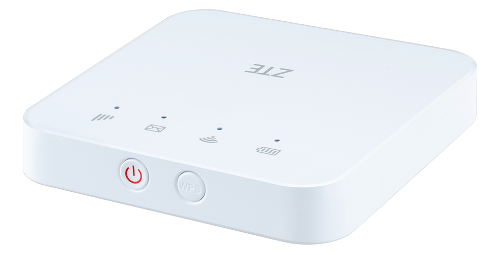 Карманный LTE-роутер ZTE MF927U может раздавать Интернет трем десяткам смартфонов