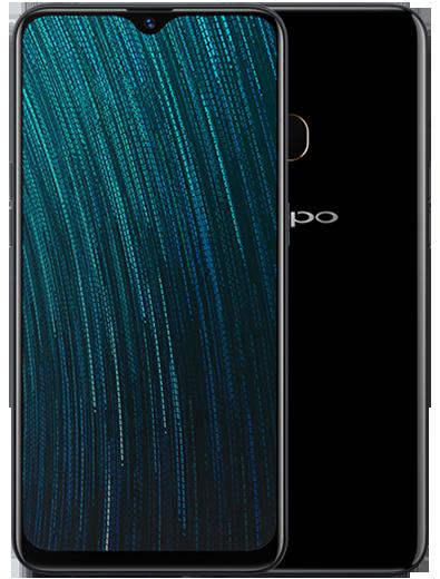 Oppo представила в России два недорогих смартфона с мощными аккумуляторами