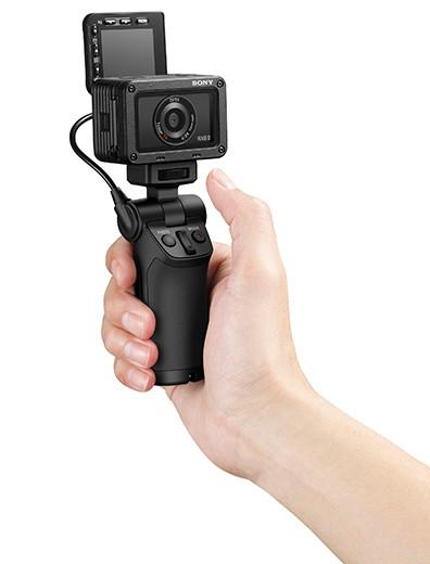 Sony представила в России защищенную камеру размером с пару спичечных коробков
