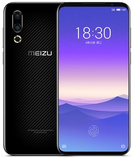 Флагманский смартфон Meizu 16s получил AMOLED-экран, чипсет Snapdragon 855 и поддержку NFC