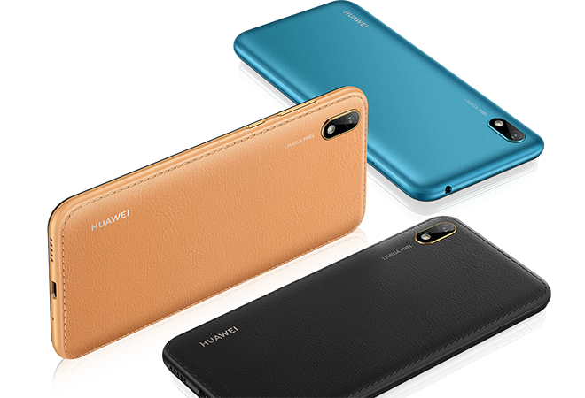 Самый дешевый смартфон Huawei 2019 года получил крайне необычную заднюю панель