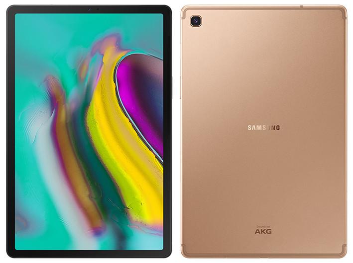 В России начались продажи планшета Samsung Galaxy Tab S5e с AMOLED-экраном и звуком AKG