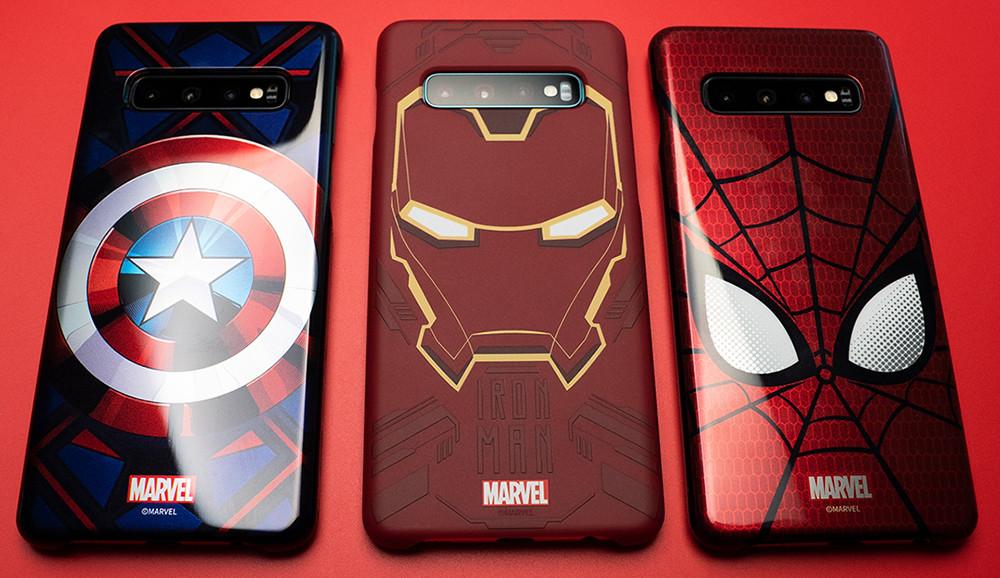 Samsung и Marvel представили в России чехлы для смартфонов с «Мстителями»