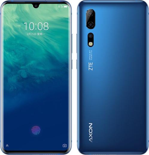 Через неделю ZTE начнет продажи своего первого 5G-смартфона