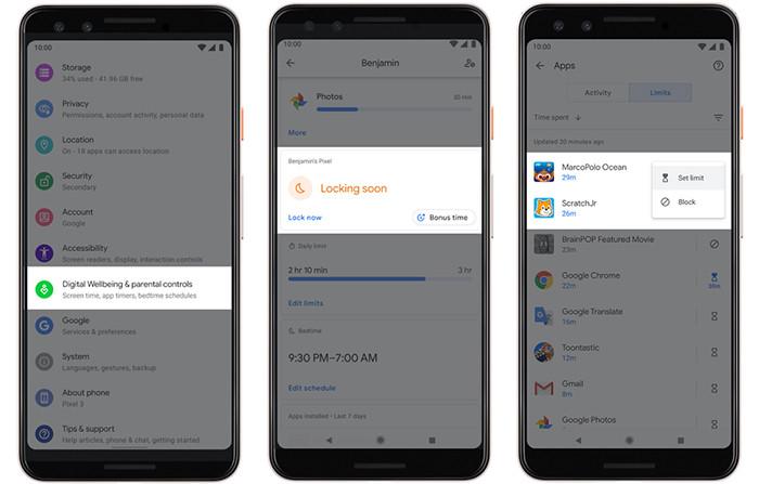 Google раскрыла возможности следующей версии Android