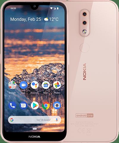 В Россию приехал недорогой смартфон Nokia 4.2 с NFC и железом Qualcomm