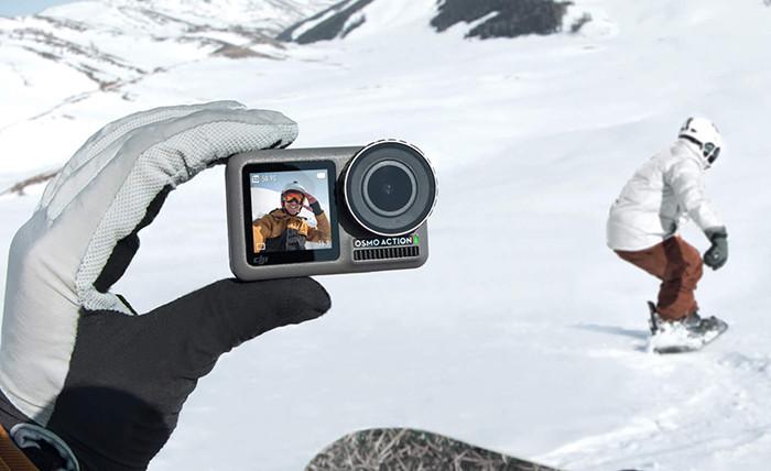 Крупнейший производитель дронов решил уничтожить GoPro