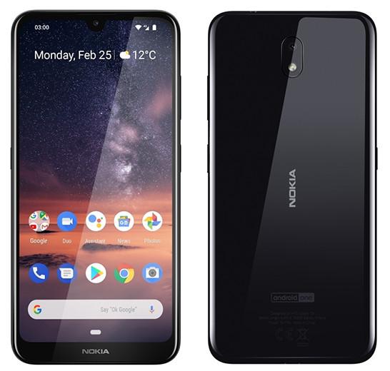 В Россию приехал недорогой смартфон Nokia 3.2 с аккумулятором на 4000 мАч