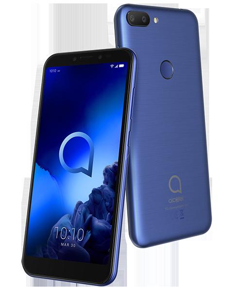 В России начались продажи дешевого смартфона Alcatel 1S 2019 с двойной камерой, Android 9.0 Pie и 32 Гбайт памяти