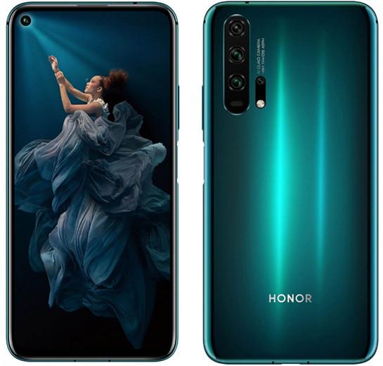 Представлены флагманские смартфоны Honor 20 с четверными камерами и необычными корпусами