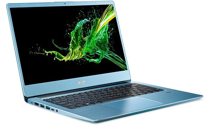 Acer представила в России недорогой игровой ноутбук Nitro 5 с процессором Ryzen второго поколения