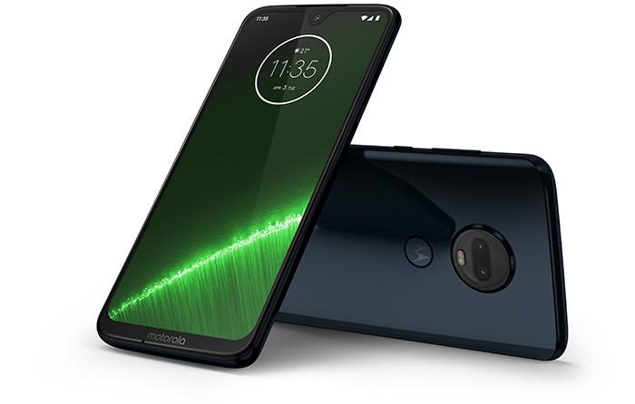 В России наконец-то представили смартфон Moto G7 Plus с NFC и стеклянным корпусом