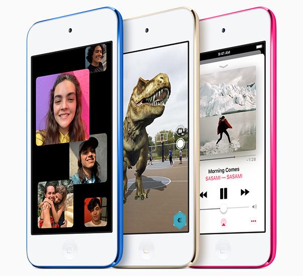 Apple обновила iPod Touch впервые за четыре года, пообещав превратить его в игровую консоль
