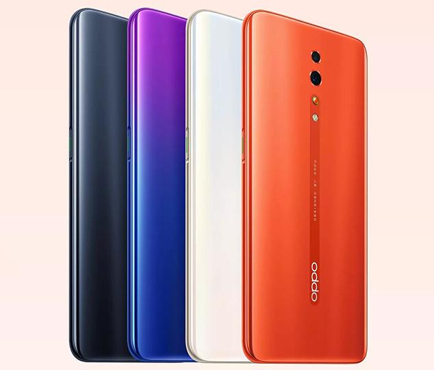 Смартфон Oppo Reno Z получил AMOLED-экран, чип NFC и аккумулятор на 4000 мАч