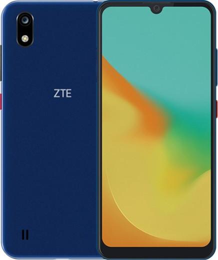 В России начались продажи бюджетного смартфона ZTE Blade A7 2019 с большим экраном и Android 9.0 Pie