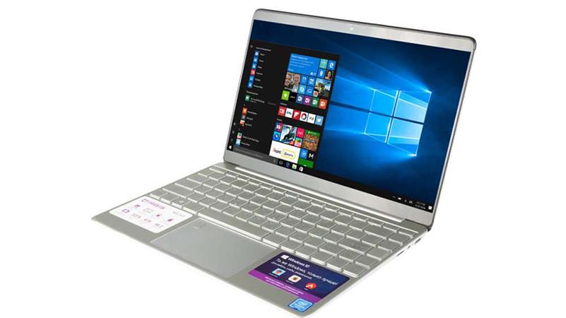 Начались российские продажи недорогого металлического ноутбука Irbis NB245 Pro