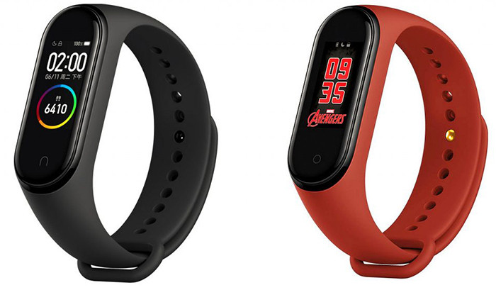 Самый популярный фитнес-браслет в мире впервые получил цветной AMOLED-экран