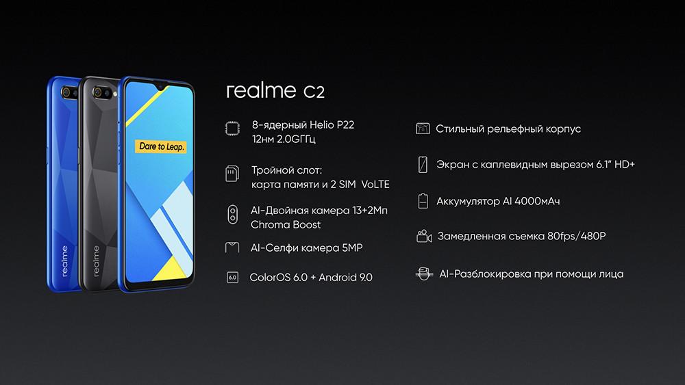 В Россию пришел Realme – крупный китайский бренд смартфонов
