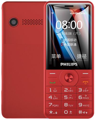 Кнопочный телефон Philips E517 получил Wi-Fi, LTE и ОС Android