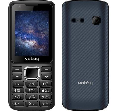 В России представили кнопочный телефон Nobby 230 с очень мощным аккумулятором