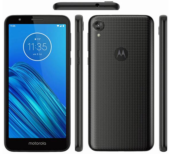 Появилась информация о самом дешевом смартфоне Motorola 2019 года