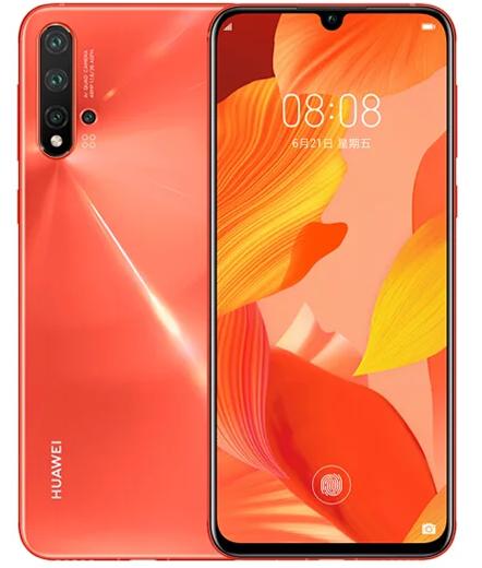 Huawei представила Nova 5 и Nova 5 Pro – cмартфоны среднего класса с характеристиками флагманов