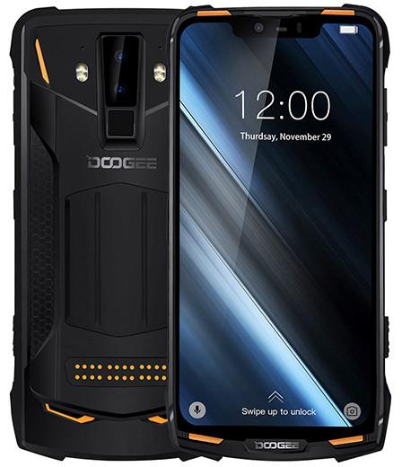 Модульный китайский смартфон Doogee S90 Pro получил защиту от воды и аккумулятор на 5000 мАч