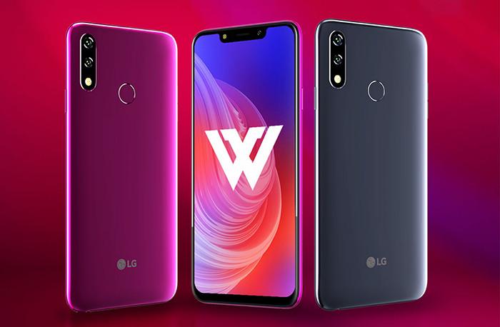 LG анонсировала три недорогих смартфона с большими экранами и аккумуляторами на 4000 мАч