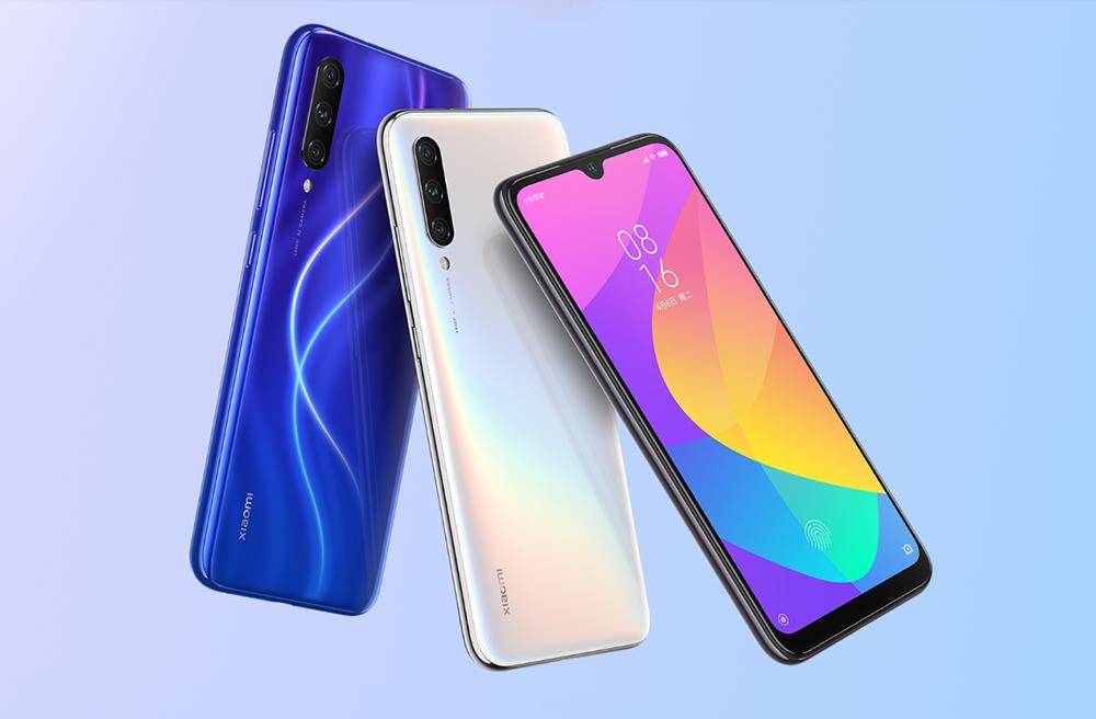 Xiaomi анонсировала молодежные смартфоны CC9 с AMOLED-экранами и мощными аккумуляторами