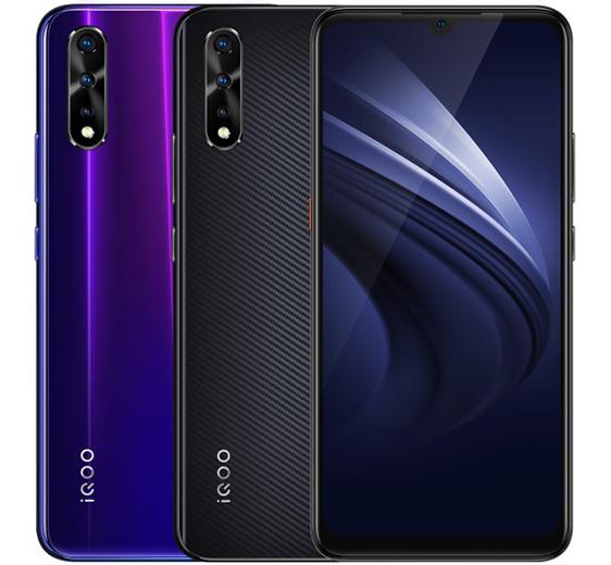 Недорогой игровой смартфон Vivo iQOO Neo получил Snapdragon 845 и батарею на 4500 мАч