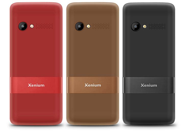 Представлен кнопочный телефон Philips E518 с ОС Android, сенсорным экраном и металлической отделкой
