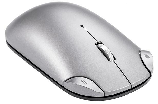 Lenovo скрестила компьютерную мышь и смарт-колонку