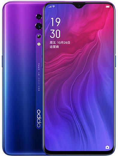В России начались продажи смартфона Oppo Reno Z с AMOLED-экраном, мощным аккумулятором и NFC