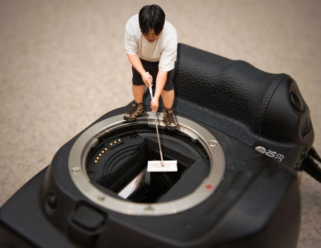 чистка матрицы на зеркальном фотоаппарате матиз надежен неприхотлив