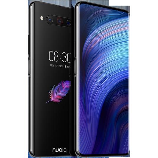 Премьера: Необычный смартфон ZTE Nubia Z20 получил два AMOLED-экрана и аккумулятор на 4000 мАч