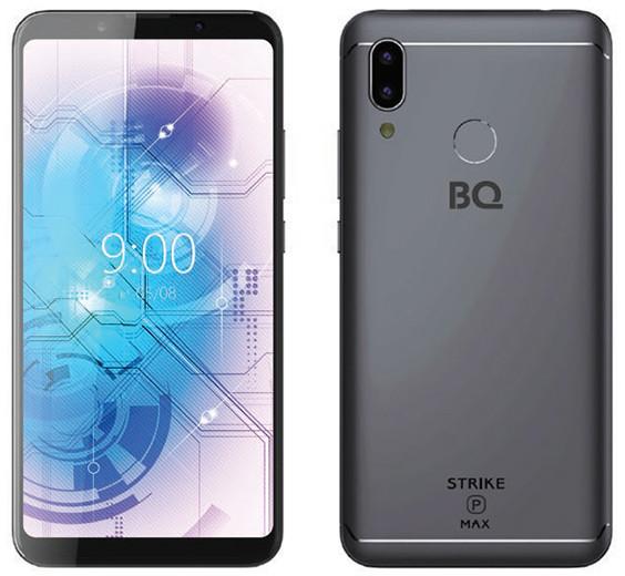 Премьера: Смартфон BQ за 8 тысяч рублей получил Full HD-экран, NFC и аккумулятор на 6000 мАч